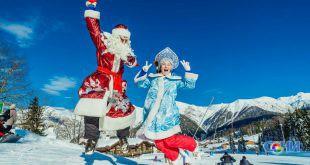 Полмиллиона туристов планируют принять в Сочи на новогодние праздники