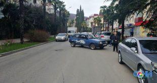 Два подростка пострадали в ДТП в Сочи