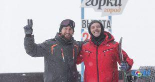 В горах Сочи Оскар Кучера снимает новое шоу
