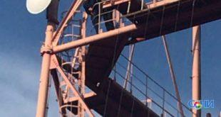 Сочинские руферы сделали селфи на 180-метровой телевышке