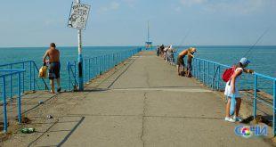 В порту Сочи запрещена швартовка к причалам пассажирского пирса морского терминала «Хоста»