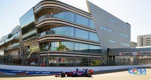 Экспозиция, посвященная Формуле 1, открывается в Сочи