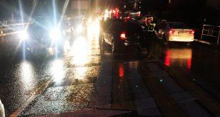 В Сочи на пешеходном переходе водитель автомобиля сбил ребенка