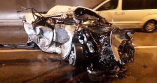 В ДТП на Красной Поляне один человек погиб, трое госпитализированы