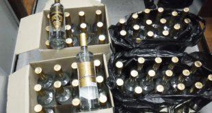 Сочинские таможенники изъяли партию незадекларированной алкогольной продукции из Абхазии.