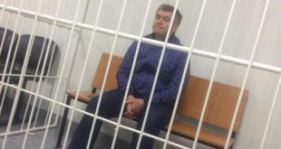 Мугдин Чермит взят под стражу
