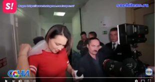 Конфликт произошел между съемочной группой «Ревизорро» и сотрудниками отеля Сочи