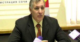 Заммэра Сочи Паламарчук задержан по подозрению в превышении полномочий — СКР