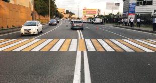 ДТП с участием пешехода произошло на улице Транспортная Сочи