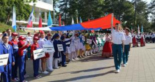 Всероссийский конкурс «Безопасное колесо» проходит в «Орленке»