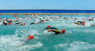 Чемпионат мира по плаванию в открытой воде пройдет в Сочи