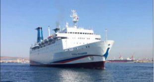 Рейсы по Черноморскому побережью отменены до 5 августа из-за неисправности судна