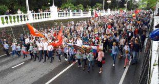 Широкомасштабные мероприятия проходят в Сочи в честь Дня Победы!
