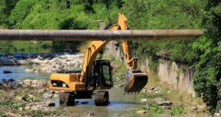 Более 30 случаяев сброса канализации в реку Мацеста пресечены сотрудниками водоканала Сочи
