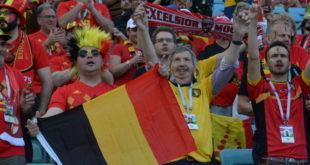 Сборная по футболу Бельгии одержала победу над Панамой в Сочи
