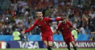 Роналдо сыграл в Сочи