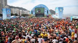 Порядка 120 тыс. человек посетили фестиваль болельщиков в Сочи