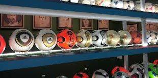 Музей футбольных мячей открыли в Сочи