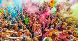 Всероссийский фестиваль красок пройдет в Сочи