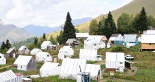 В Сочи сносят незаконно возведенный поселок