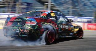 Сдвоенный этап Гран-при Российской Дрифт Серии пройдет в Сочи
