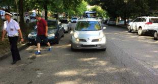 Ребенок попал в ДТП в центре Сочи