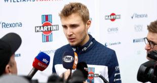 Зрители «Формулы-1» в Сочи смогут получить автограф российского пилота Сергея Сироткина