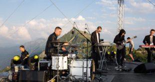 Рок — фестиваль провели на курорте «Роза Хутор»