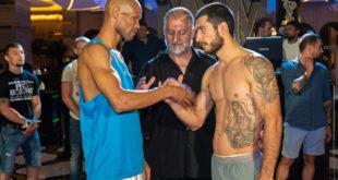 """В """"Казино Сочи"""" состоится открытая тренировка известных боксеров."""
