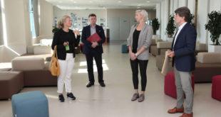 Австрийская делегация посетила РМОУ