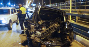 Два ДТП произошло в Сочи, в которых пострадали 6 человек
