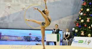 Сочинка завоевала золотую медаль Кубка России по художественной гимнастике