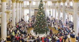 Порядка 10 тыс. детей получили приглашение на «Елку мэра»