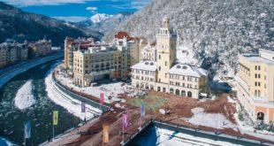 Курорты «Роза Хутор» и «Шымбулак» договорились о сотрудничестве