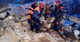 Сочинские спасатели ведут поисково-спасательные работы в Шахтах