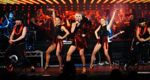 Более 10 тысяч зрителей собрал зимний музыкальный фестиваль Live Fest в горах Сочи