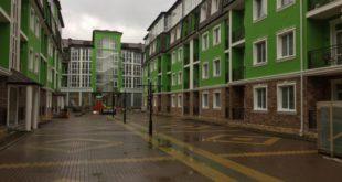 Массовый снос самовольно возведенных многоэтажек начался в Сочи