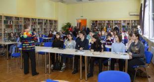 Сочинские старшеклассники приняли участие в литературном  конкурсе