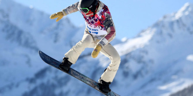 «Роза Хутор» возглавляет ТОП курортов для катания на сноуборде этой зимой