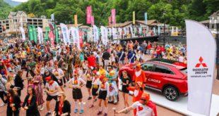 Международный фестиваль бега ROSA RUN на курорте «Роза Хутор» пройдет в стиле «Диско»
