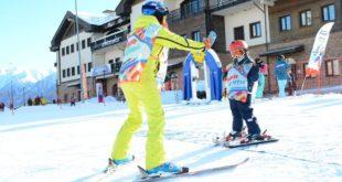 НАТАЛЬЯ БЕЛОГОЛОВЦЕВА: «Волшебная палочка для людей с ограниченными возможностями здоровья – горные лыжи»