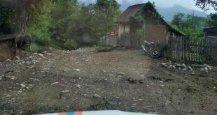Спасатели помогли врачам добраться до больной,  проживающей в горном селе Аибга