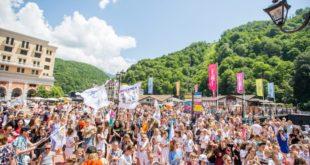 Международный фестиваль творческих детей и подростков  «ПоколениеNEXT» пройдет на курорте «Роза Хутор»