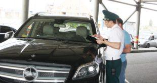 Количество нарушений временного ввоза автомобилей из Республики Абхазия выросло почти в 7 раз