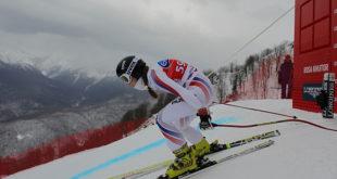 Курорт Красная Поляна открыт для горнолыжного катания