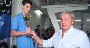В Сочи стартовал турнир по плаванию на призы Владимира Немшилова