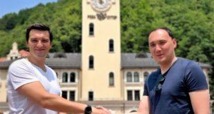 Курорт Роза Хутор подписал соглашение с правительством Сахалина о развитии туризма