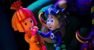 Герои мультсериала «Фиксики»  проведут целый день с гостями Сочи Парка
