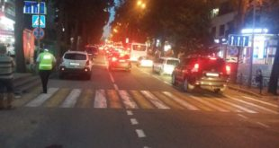 Восьмилетняя девочка пострадала в ДТП в Сочи