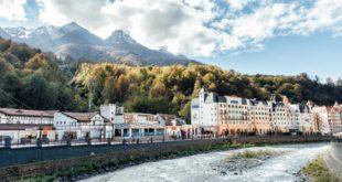 Экономический форум регионов России пройдет на курорте «Роза Хутор»